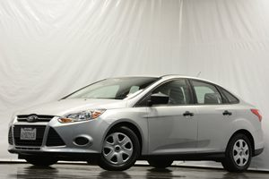 2013 Ford Focus S Carfax 1-Owner Air Conditioning  AC Audio  Auxiliary Audio Input Audio  M