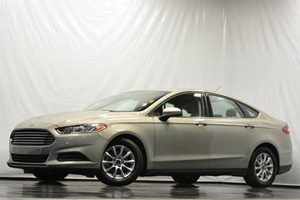 2015 Ford Fusion S Carfax 1-Owner - No Accidents  Damage Reported to CARFAX Air Conditioning  A