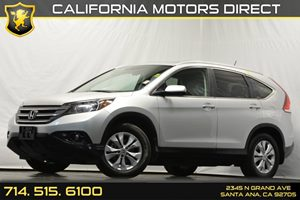 2012 Honda CR-V EX-L Carfax 1-Owner Air Conditioning  AC Audio  AmFm Stereo Audio  Auxilia