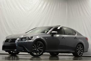 2013 Lexus GS 350  Carfax 1-Owner Air Conditioning  AC Audio  Hd Radio Audio  Premium Sound