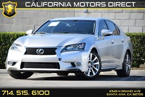 2013 Lexus GS 350  Carfax 1-Owner Air Conditioning  AC Audio  Hd Radio Audio  Premium Sound