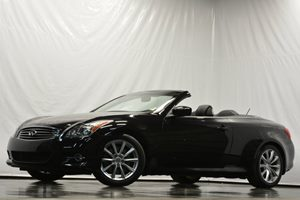 2013 Infiniti G37 Convertible Base Carfax 1-Owner Air Conditioning  AC Audio  Auxiliary Audio