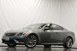 2012 Infiniti G37 Coupe S Carfax 1-Owner Air Conditioning  AC Air Conditioning  Climate Contr