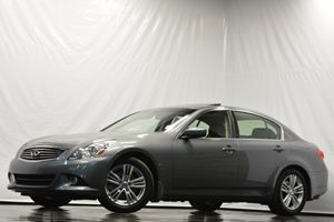 2013 Infiniti G37 Sedan Journey Carfax 1-Owner Air Conditioning  AC Audio  Auxiliary Audio In