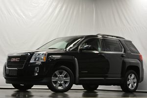 2012 GMC Terrain SLE-2 Carfax Report Air Conditioning  AC Audio  Auxiliary Audio Input Audio