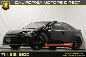 2015 Scion tC  Carfax 1-Owner - No Accidents  Damage Reported to CARFAX Air Conditioning  AC