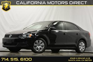 2013 Volkswagen Jetta Sedan SE Carfax 1-Owner - No Accidents  Damage Reported to CARFAX 16 Ste