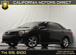 2013 Toyota Corolla S Carfax 1-Owner - No Accidents  Damage Reported to CARFAX Air Conditioning