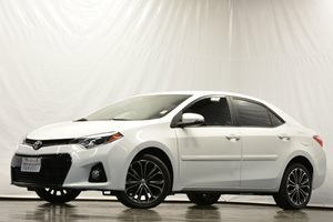 2014 Toyota Corolla L Carfax 1-Owner - No Accidents  Damage Reported to CARFAX Air Conditioning