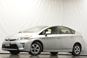 2012 Toyota Prius Two Carfax 1-Owner - No Accidents  Damage Reported to CARFAX Air Conditioning