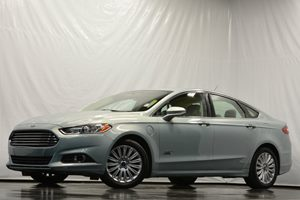2013 Ford Fusion Energi SE Luxury Carfax 1-Owner Air Conditioning  AC Air Conditioning  Clima
