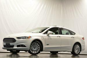 2013 Ford Fusion Energi Titanium Carfax 1-Owner Air Conditioning  AC Audio  Auxiliary Audio I