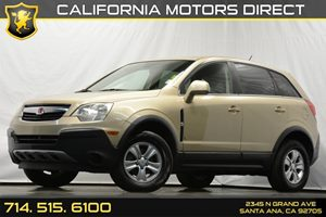 2008 Saturn VUE XE Carfax Report - No Accidents  Damage Reported to CARFAX Air Conditioning  A