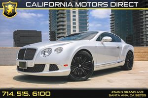 View 2013 Bentley Continental GT Speed