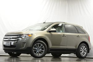 2012 Ford Edge SEL Carfax Report Air Conditioning  AC Audio  AmFm Stereo Audio  Auxiliary