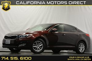 2012 Kia Optima LX Carfax Report Air Conditioning  AC Audio   Usb Mp3 Player Audio  AmFm S