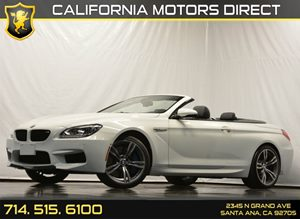 2013 BMW M6  Carfax Report Air Conditioning  AC Audio  Mp3 Player Automatic Climate Control