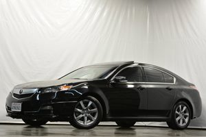 2013 Acura TL Tech Carfax 1-Owner - No Accidents  Damage Reported to CARFAX Air Conditioning  A