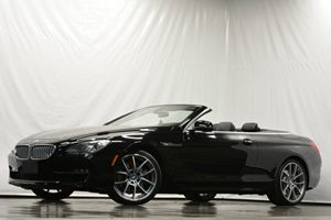 2012 BMW 6 Series 650i Carfax 1-Owner Air Conditioning  AC Air Conditioning  Climate Control