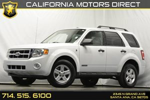 2008 Ford Escape Hybrid Carfax 1-Owner - No Accidents  Damage Reported to CARFAX Air Conditionin