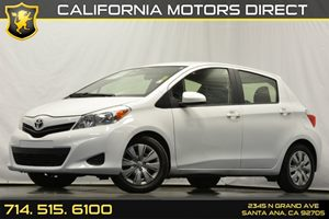 2012 Toyota Yaris L Carfax Report - No Accidents  Damage Reported to CARFAX Air Conditioning  A