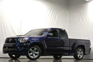2013 Toyota Tacoma X-Runner Carfax 1-Owner - No Accidents  Damage Reported to CARFAX Air Conditi