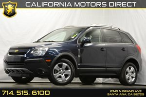 2014 Chevrolet Captiva Sport Fleet LS Carfax 1-Owner - No Accidents  Damage Reported to CARFAX A