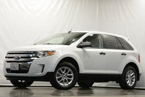 2014 Ford Edge SE Carfax 1-Owner Air Conditioning  AC Audio  AmFm Stereo Audio  Auxiliary