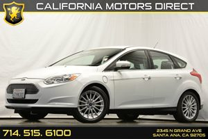 2012 Ford Focus Electric BEV Carfax 1-Owner - No Accidents  Damage Reported to CARFAX Air Condit
