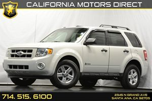 2009 Ford Escape Hybrid Carfax Report - No Accidents  Damage Reported to CARFAX Air Conditioning