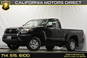 2013 Toyota Tacoma  Carfax 1-Owner 15 Styled Steel Wheels Air Conditioning  AC Audio  AmF