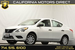 2015 Nissan Versa  Carfax 1-Owner - No Accidents  Damage Reported to CARFAX Air Conditioning  A