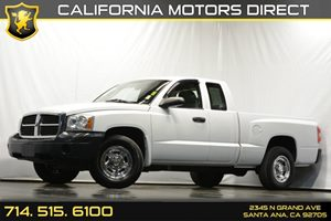 2005 Dodge Dakota ST Carfax Report Air Conditioning  AC AmFm Stereo WCd Player 4 Speakers