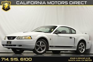 2004 Ford Mustang Premium Mach 1 Carfax Report - No Accidents  Damage Reported to CARFAX Air Con