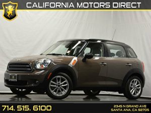 2015 MINI Cooper Countryman  Carfax 1-Owner - No Accidents  Damage Reported to CARFAX Air Condit