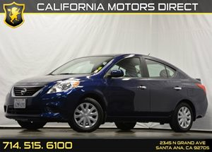 2013 Nissan Versa SV Carfax Report - No Accidents  Damage Reported to CARFAX 15 X 55 Steel