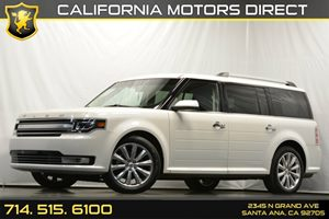 2013 Ford Flex Limited Carfax 1-Owner Air Conditioning  AC Audio  AmFm Stereo Audio  Auxil