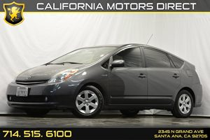 2008 Toyota Prius Base Carfax Report - No Accidents  Damage Reported to CARFAX Air Conditioning
