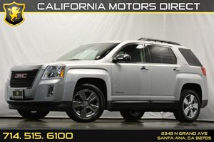 2015 GMC Terrain SLT Carfax 1-Owner - No Accidents  Damage Reported to CARFAX Air Conditioning