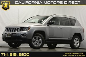 2014 Jeep Compass Sport Carfax 1-Owner - No Accidents  Damage Reported to CARFAX Air Conditionin