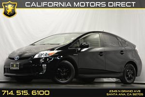 2012 Toyota Prius Two Carfax 1-Owner - No Accidents  Damage Reported to CARFAX 6-Way Driver4-Wa