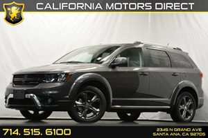 2015 Dodge Journey Crossroad Carfax 1-Owner - No Accidents  Damage Reported to CARFAX Air Condit