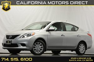 2014 Nissan Versa S Carfax 1-Owner - No Accidents  Damage Reported to CARFAX Air Conditioning