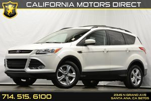 2013 Ford Escape SE Carfax 1-Owner Air Conditioning  AC Audio  AmFm Stereo Audio  Auxiliar