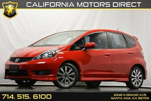 2012 Honda Fit Sport Carfax 1-Owner Air Conditioning  AC Audio  AmFm Stereo Audio  Auxilia