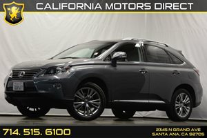 2013 Lexus RX 350  Carfax 1-Owner - No Accidents  Damage Reported to CARFAX Air Conditioning  A