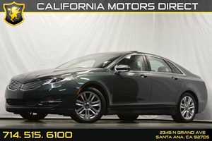 2015 Lincoln MKZ  Carfax 1-Owner Air Conditioning  AC Audio  AmFm Stereo Audio  Auxiliary