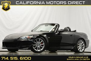 2007 Honda S2000  Carfax Report Air Conditioning  AC Audio  AmFm Stereo Audio  Cd Player