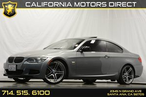 2013 BMW 3 Series 335is Carfax 1-Owner - No Accidents  Damage Reported to CARFAX Active Steering