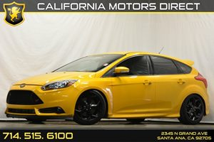 2013 Ford Focus ST Carfax Report - No Accidents  Damage Reported to CARFAX 18 Aluminum Wheels